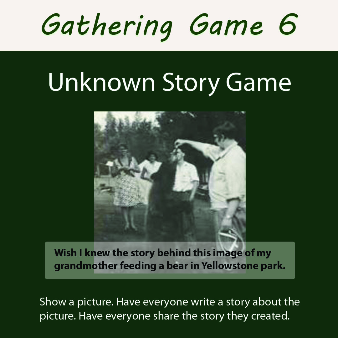 Family History Game