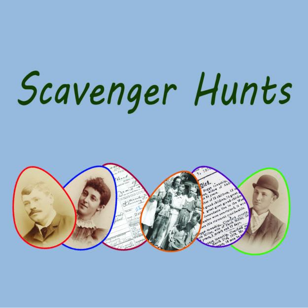 Scavnenger Hunts